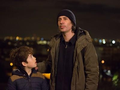 Eric ELMOSNINO (VINCENT) et Marius BLIVET (TOM) © Philippe Leroux